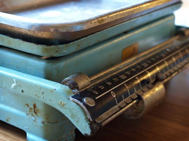 Old kitchen weight | Flickr - Photo Sharing!