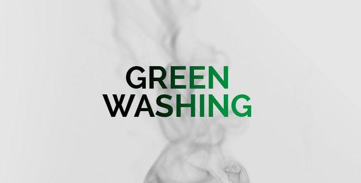 HOY ES EL DÍA - Greenwashsing. Cuando el diseño verde no es diseño sostenible