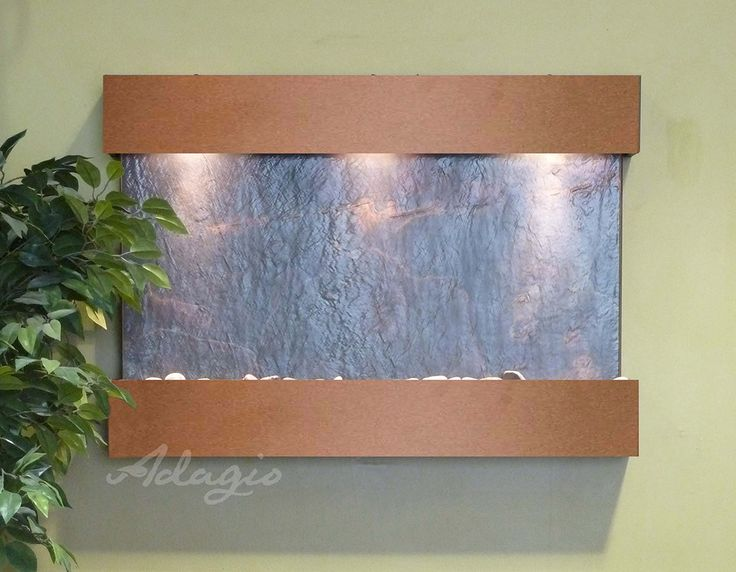 When My Friends Ask Me Where I Got My Wall Waterfall, I Tell Them Without  Hesitation, Water Feature Supply. On A Scale Of I Give The Expert Team At  WFS An ...