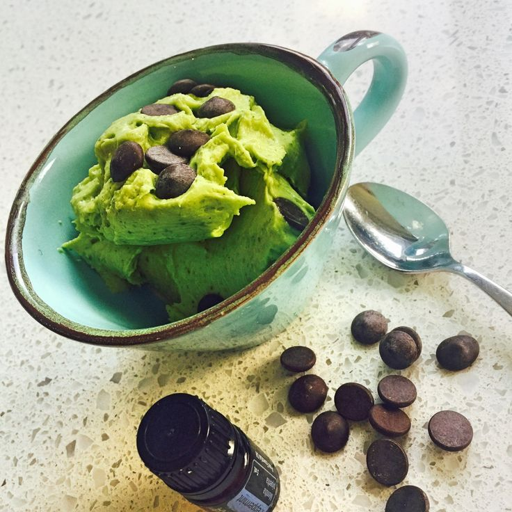 A quickie instant ice cream, without the cream! Nice Cream...or Vice Cream. Vegan Ice Cream. You need to use really ripe avocados. FYI.