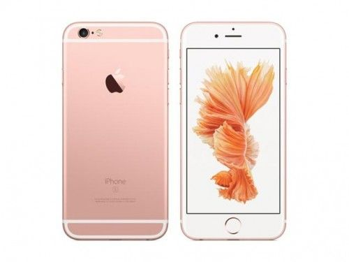 Apple iPhone 6 S Rose Gold 16 GB With Bill