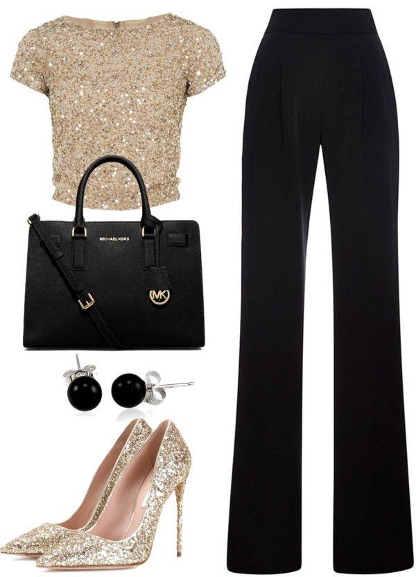 fine elegant outfits polyvore 13