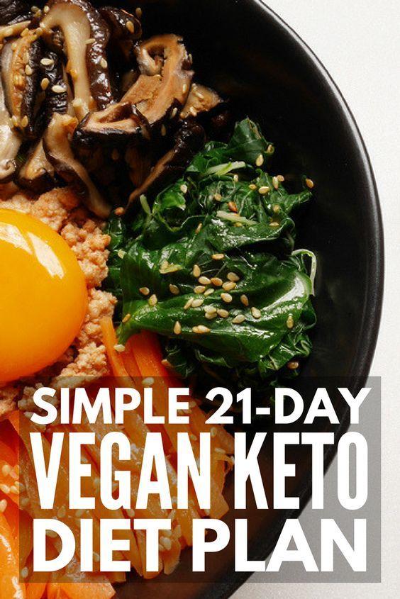 Vegane ketogene Diät zur Gewichtsreduktion   Wenn Sie nach einfachen, leicht zu …