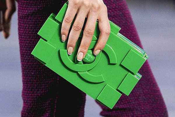 Chanel Lego Clutch - very cool!