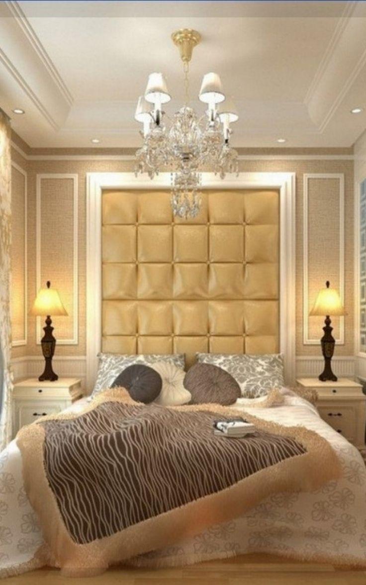fabulous gold bedroom decorating ideas | modern clasic gold bedroom | Teen Girl bedroom ideas ...