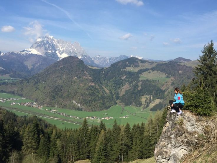 interview with Anja - hiking