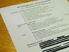 5 job application cover-letter disasters #Resume #Career