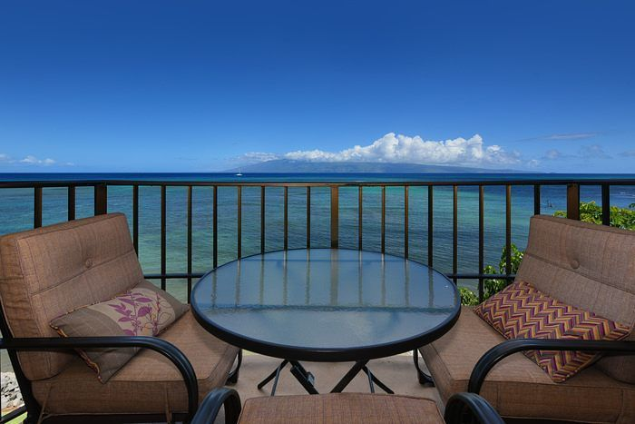 #TestimonialTuesday Ocean Front at Kahana Reef Kahana Reef #422  Location location location!      The reason I come to Maui is to be near the water. I want to wake up to the ocean with my coffee and listen to the waves at night. The condo is well equipped with everything you need for cooking and there are beach chairs and other beach equipment available for your use. Every day I watched sea turtles playing in the waves. The sunsets are so beautiful from the balcony. Date of arrival August 19…