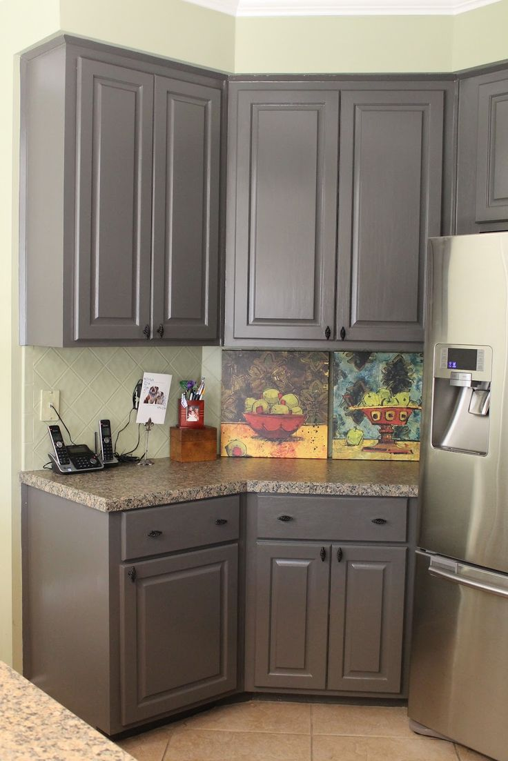 105 best painting images on pinterest kitchen painting and miss kopy kat kitchen mini makeover