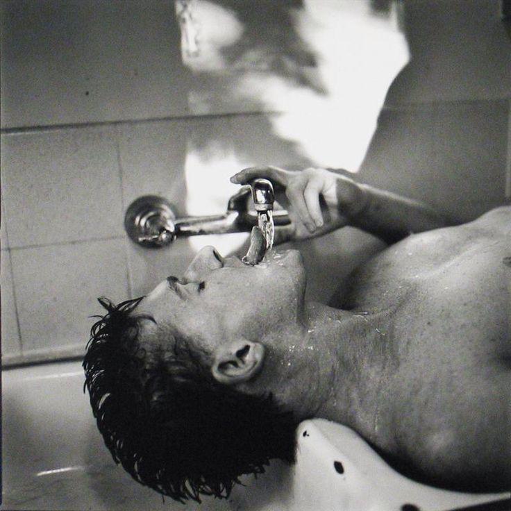 Arthur Tress, Thirst Quenching, CA, 1996
