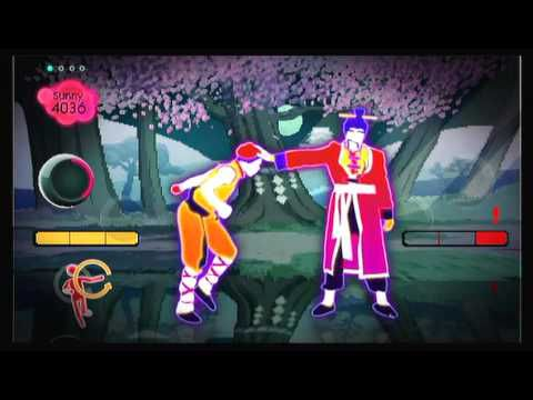 Kung Fu Fighting - Just Dance Summer Party - Wii Workouts