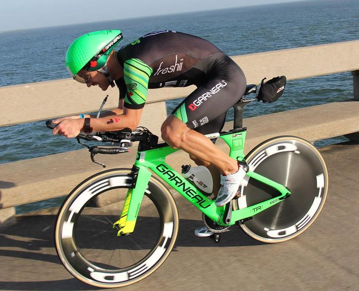 Sanders will continue to race in Garneau apparel and ride the Gennix Tr1 for the next two years.