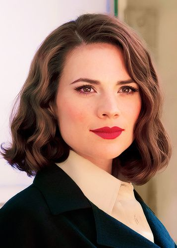 Peggy Carter! she is pretty much my all time favorite!