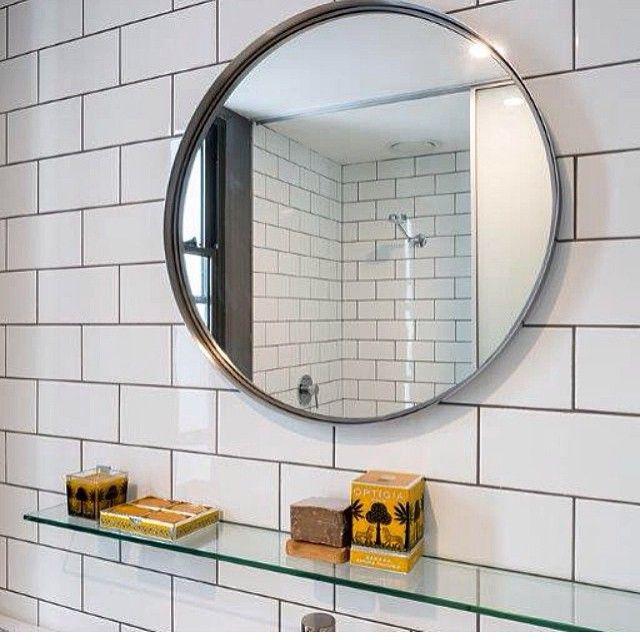 Best 25+ Round Bathroom Mirror Ideas On Pinterest