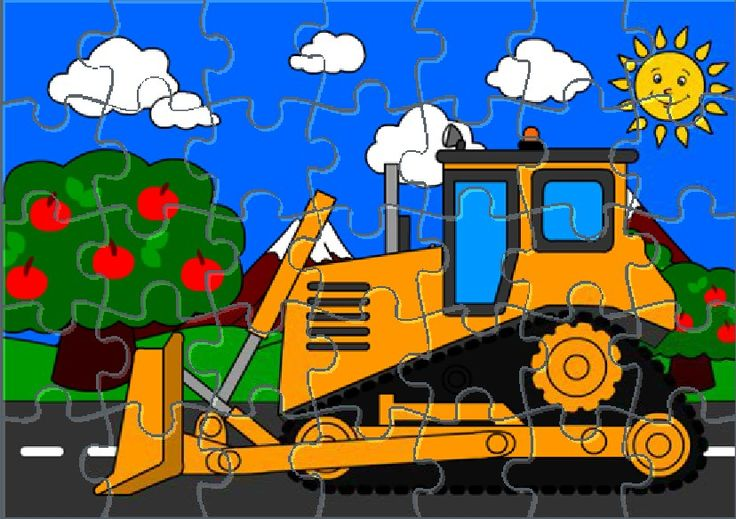 Free Jigsaw Puzzle For Kids NO ADS!