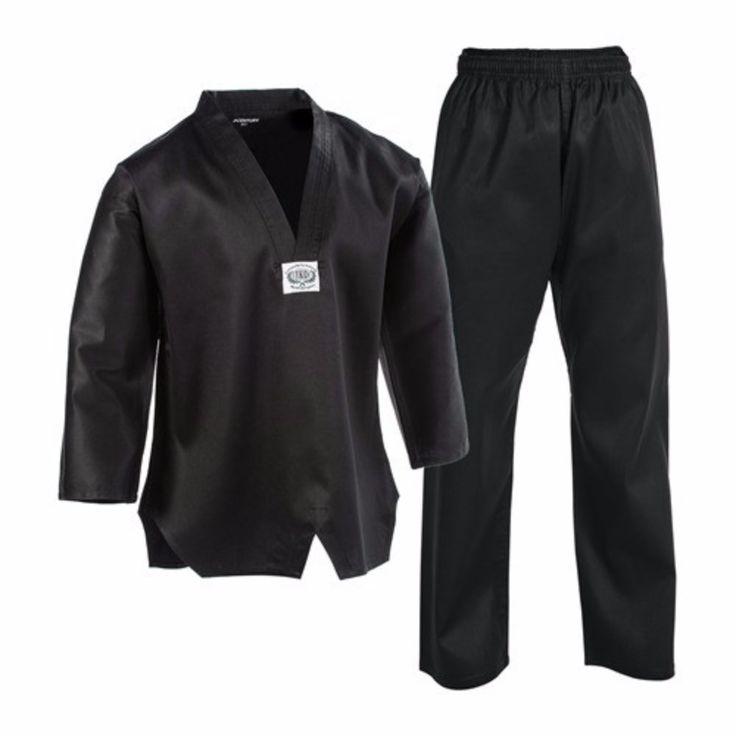 Century Lightweight TKD TaeKwonDo Uniform pink black or white c04206