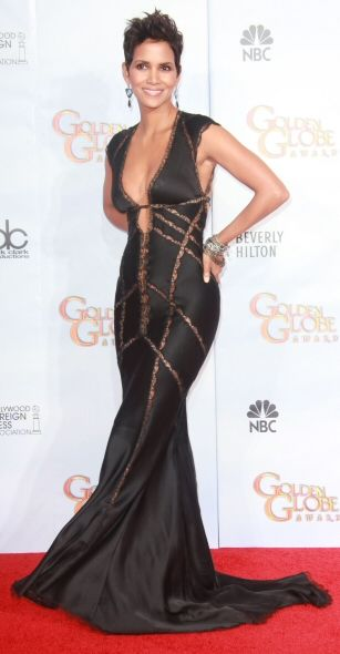 Halle Berry ~ dress is gorgeous!