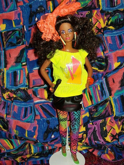 1985 Barbie and the Rockers
