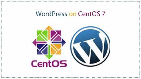 Установка WordPress на CentOS 7