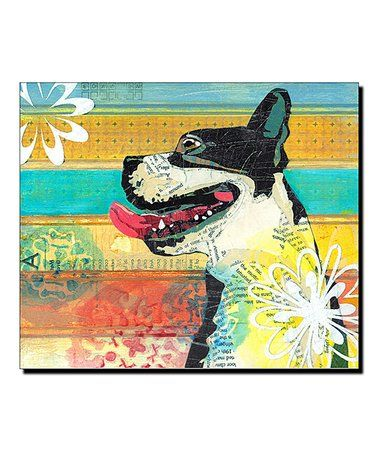 Another great find on #zulily! Beast Friend Gallery-Wrapped Canvas #zulilyfinds