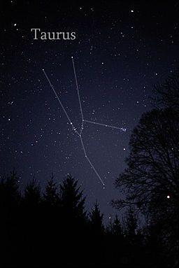Taureau (constellation) — Wikipédia