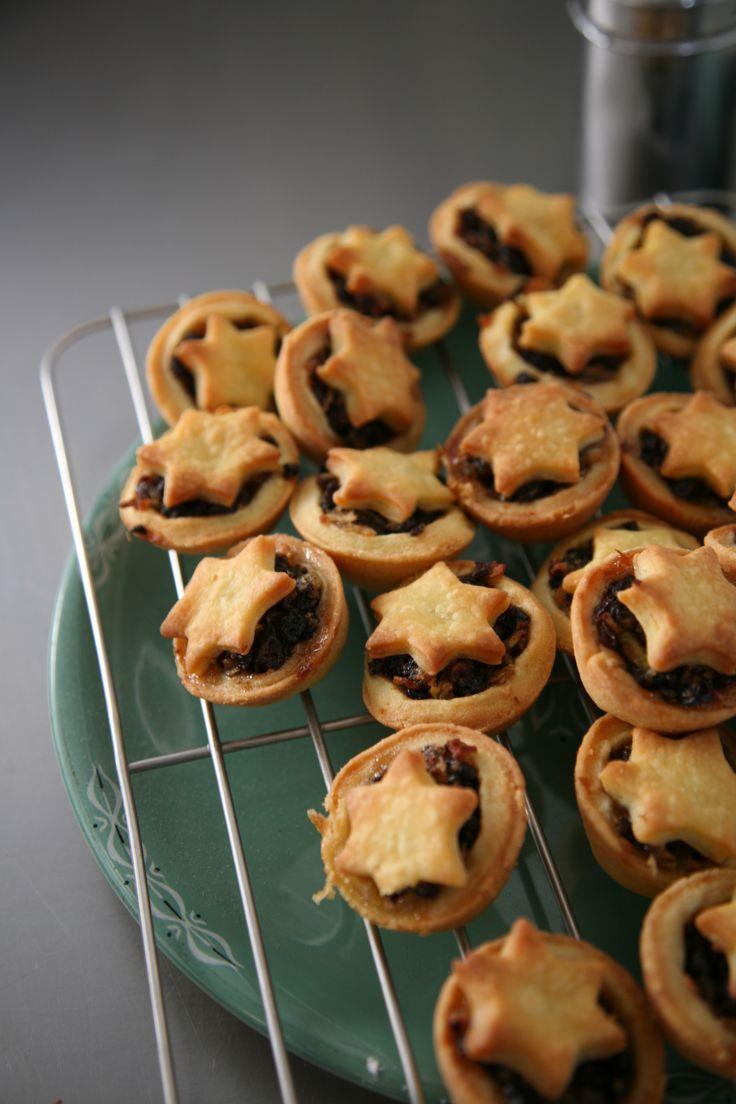 Christmas Tarts  Ripe Recipes - A Fresh Batch By Angela Redfern