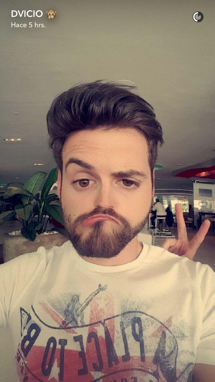 Luis Gonzalvo - Dvicio - Snapchat