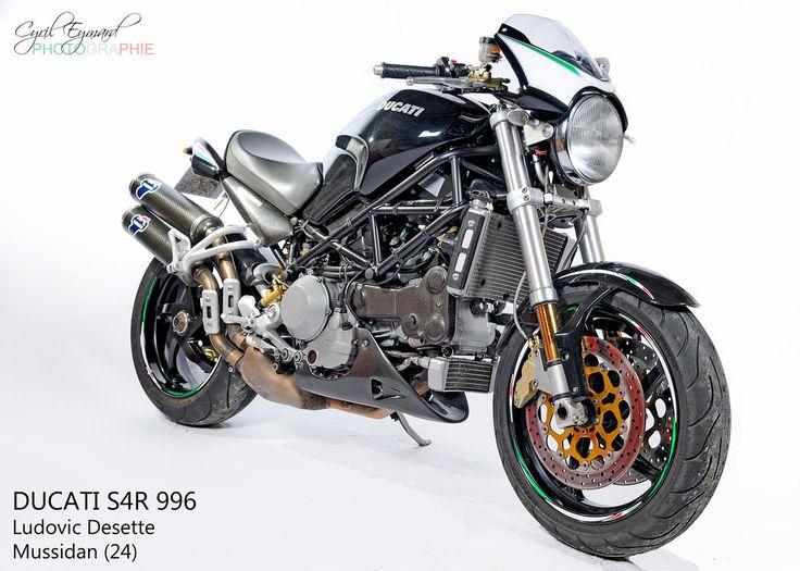 Ducati Monster Sr  Specs