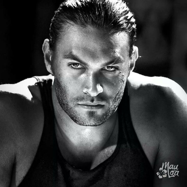 Jason Momoa as Ty Beckensale in Flirting with the Devil by Kym Roberts