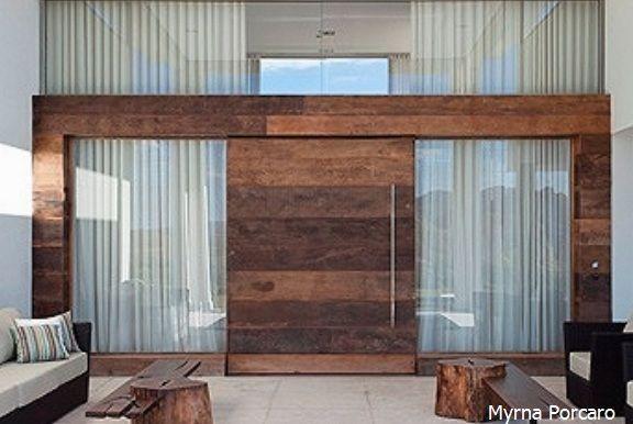 porta +  vidro