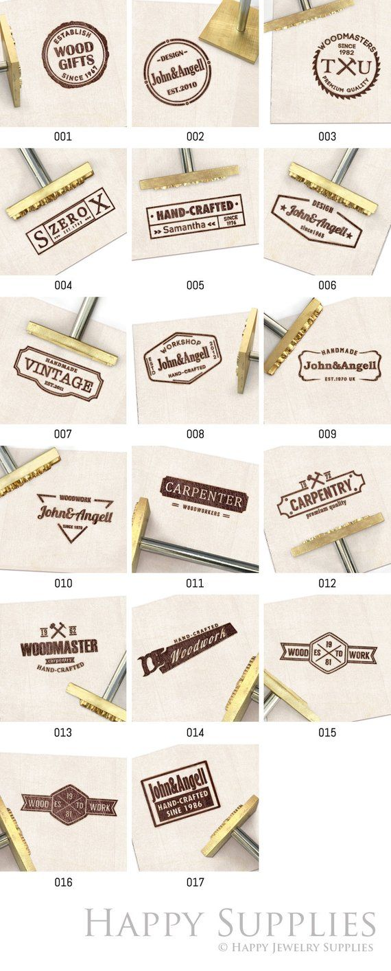 Custom Branding Iron Wood Brand Iron Custom Leather Stamp Custom Metal Stamp Heat Emboss Stamp Custom Brand Iron For Wood Meat Food Custom Branding Iron Leather Stamps Wood Branding Iron