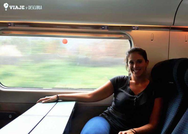 Viajar en tren por Europa, una experiencia inolvidable