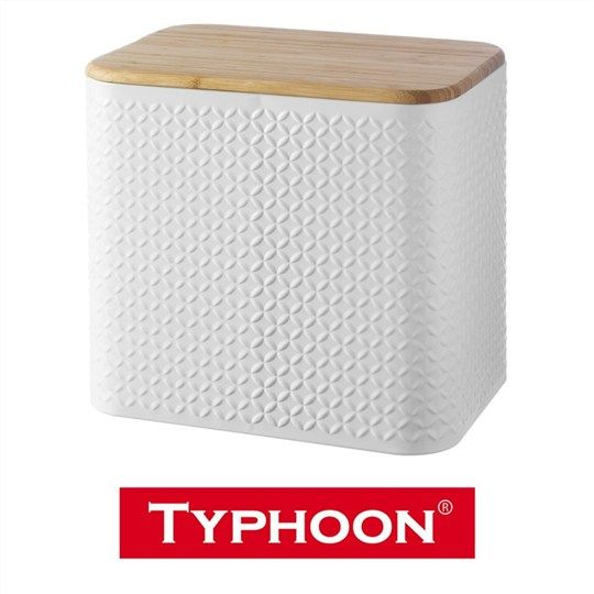 Typhoon Imprima Diamond Bread Bin - Storage and Disposal