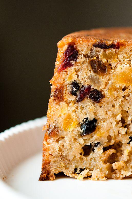 Citrus Fruitcake    by hungryrabbitnyc #Cake #Fruitcake #Citrus