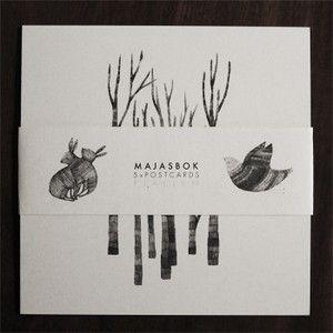 Postcards - F J Ä L L E N