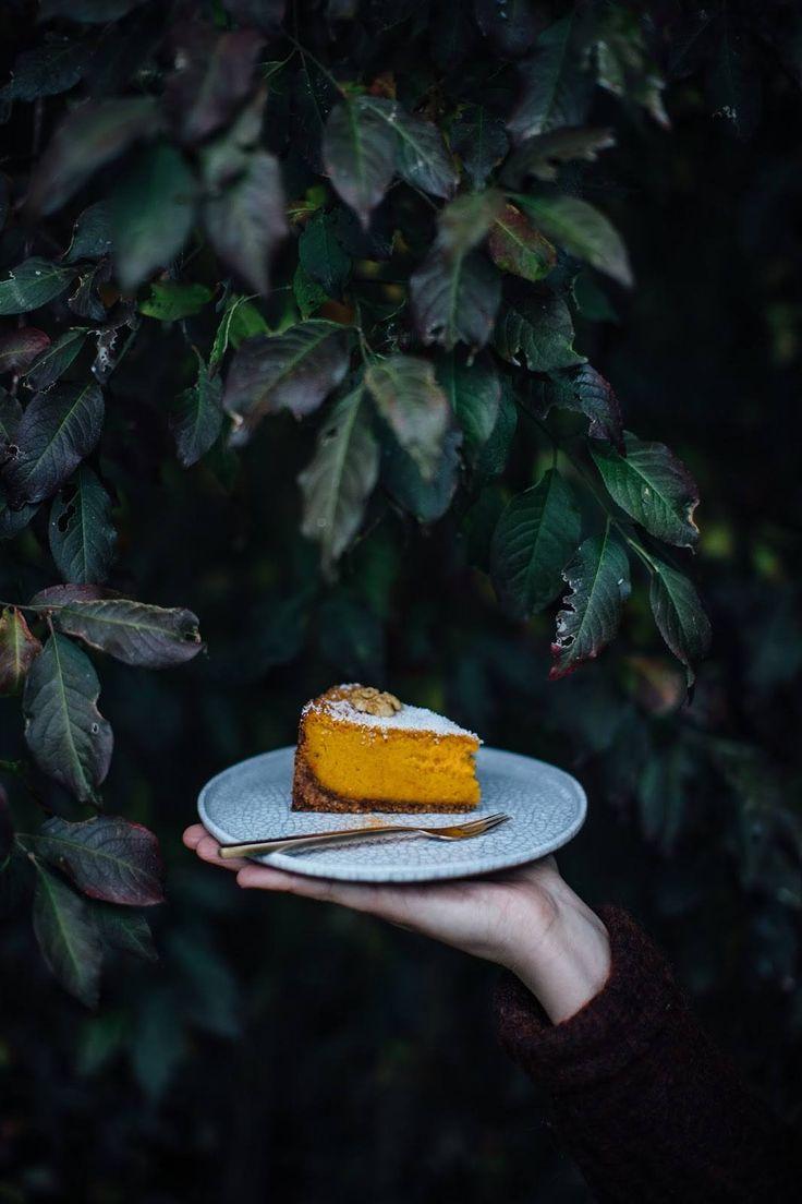 Gluten-free Pumpkin Cheesecake & the gluten-free Feel Good Box from Schär - Our Food Stories