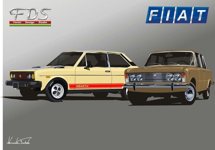 Fiat 131 Abarth & Fiat 125 p