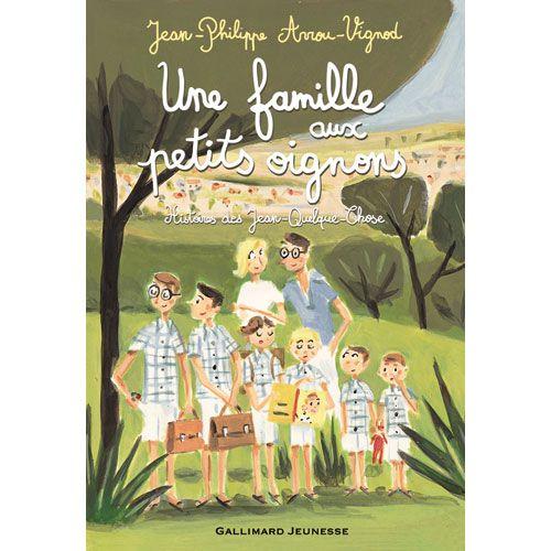 Livre Une famille aux petits oignons