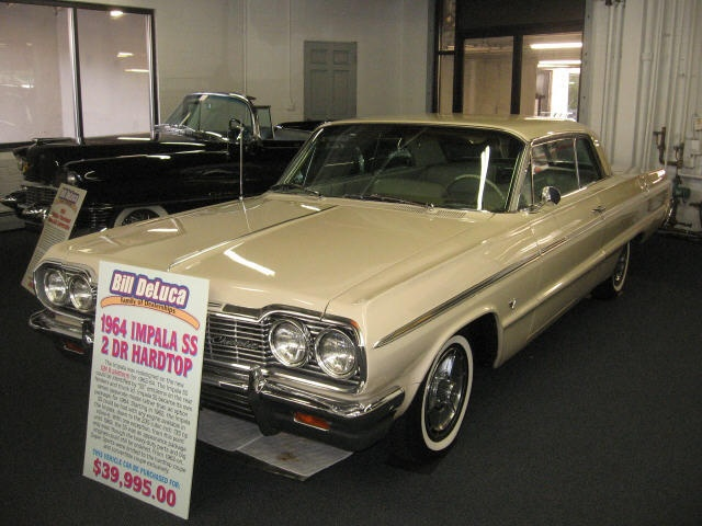 1964 Chevrolet Impala For Sale Classiccar Classic
