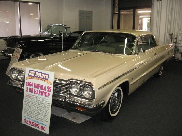 1964 Chevrolet Impala For Sale Classiccar Classic
