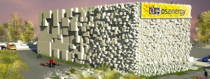 Πρόταση 281163 για τον Αρχιτεκτονικό Σχεδιασμό κτιριακού οργανισμού που θα στεγάσει Μονάδα Παραγωγής Ηλεκτρικής Ενέργειας ισχύος 1Mw από Φυτική Βιομάζα (Woodchip), ενόψει της έναρξης υλοποίησης εγκατάστασης Μονάδων 1Mw από την Dos Energy .