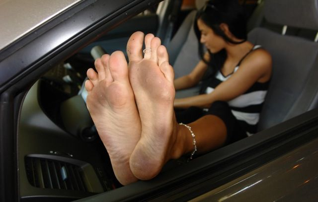 Dirty Soles And Feet Teen 59