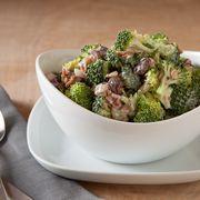 How to Make Broccoli Bacon Raisin Salad | eHow