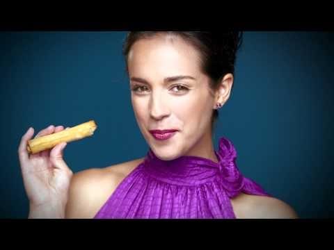 Snacks Lean Cuisine 2012 TV Spot. hair only