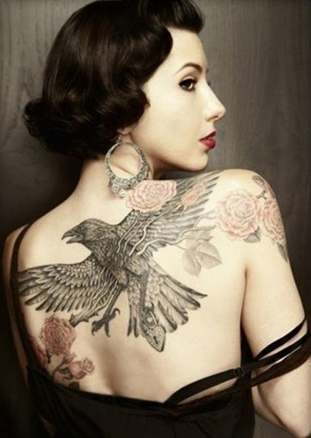 Most Amazing Eagle Tattoo Designs
