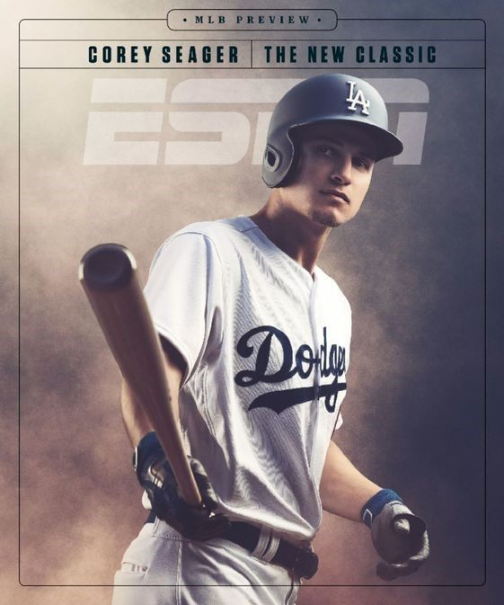 It's the 2017 MLB season! Who's your favorite team?   Check out the MLB preview issue of ESPN The Magazine on Zinio for Libraries through JDL.