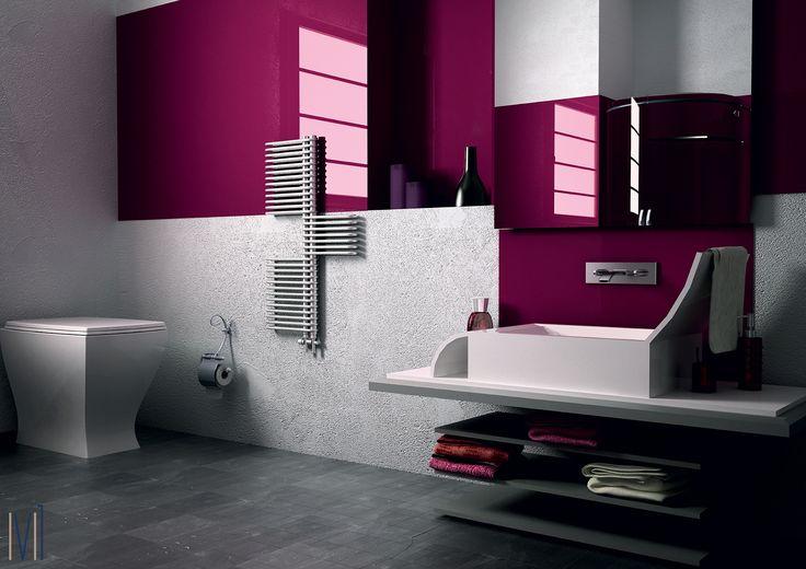 Bathroom love pink! #13seven #interiordesign #homedesign #arredamentointerni #interiordecoration #furniture #homedecoration #bathroom #lovebath #bathroomdesign #cristalplant #bagno #passionbath