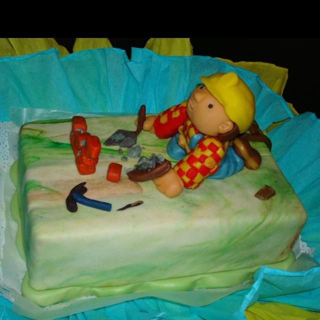Bob el constructor #cake #torta de @acuariana7
