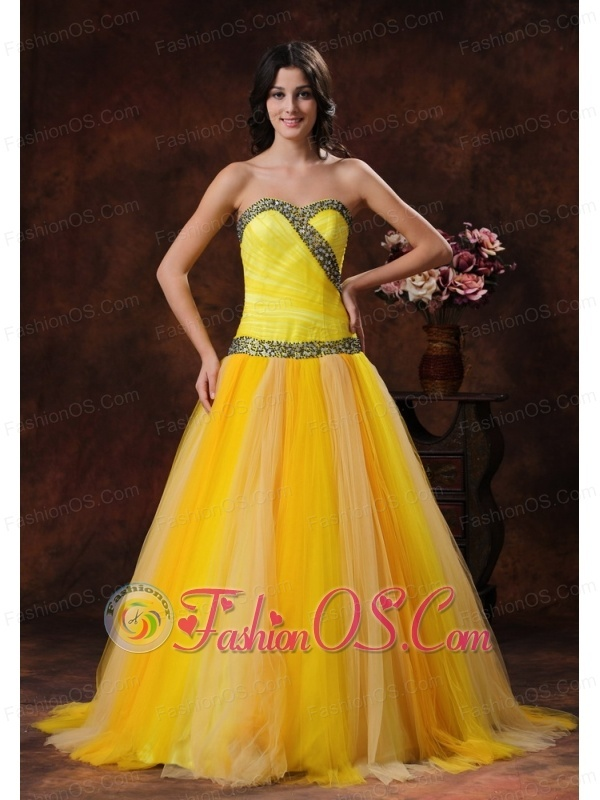 41 best prom dresses images on Pinterest | Yellow prom dresses ...