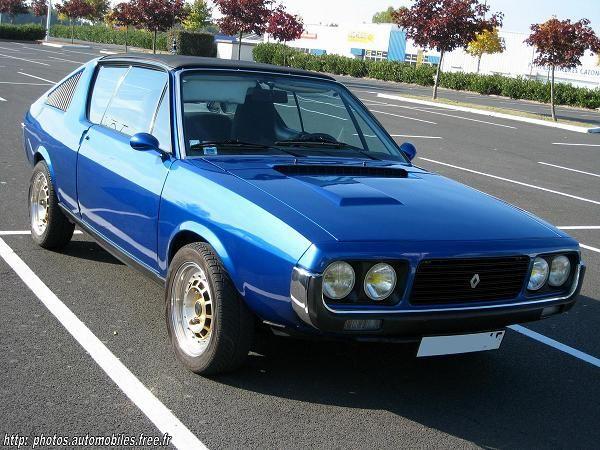 '71 Renault R17